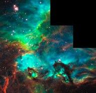 Felicidades, Hubble