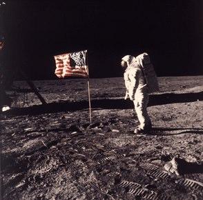 ¿Llegaron a la Luna?