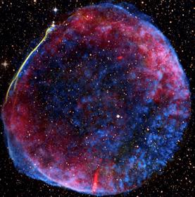 VI. …y desde cataclismos cósmicos