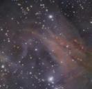 Vista en 3D de la nebulosa de Orión